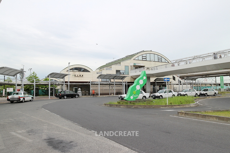 JR武蔵野線 新三郷駅の不動産の価格と地域の情報